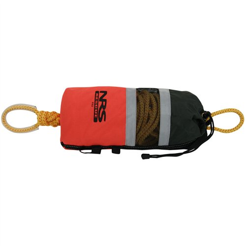 NRS NFPA Pro Rescue Throw Rope Orange One Size by NRS
