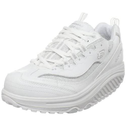Skechers Women's Shape Ups Rockin-Out Lace-Up Fashion Sne...
