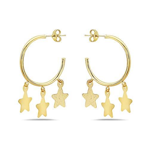 Pori Jewelers 14K Solid Gold J