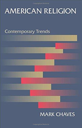 American Religion: Contemporary Trends PDF