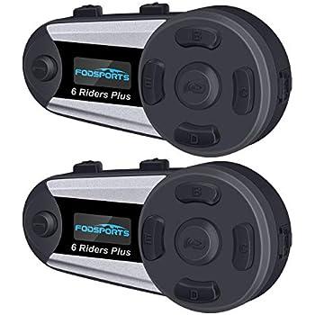 Amazon.com: Thokwok BT-S2 - Auriculares Bluetooth para casco ...