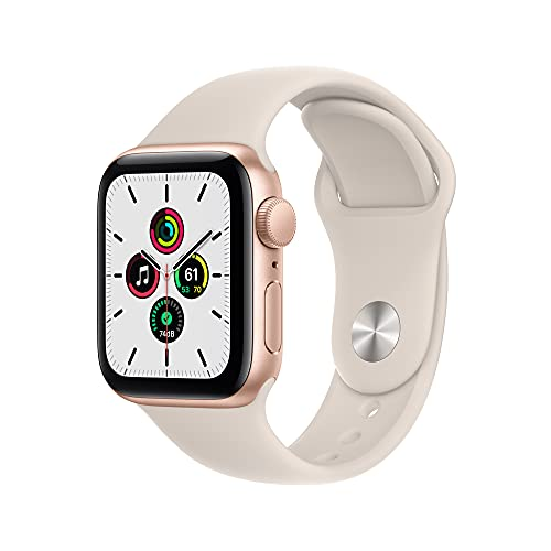 Apple Watch SE (GPS, 40mm) - Gold Aluminium Case