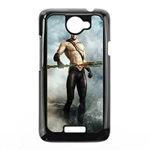 Printed Phone Case Aquaman For HTC One X M2X3112162