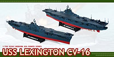 Dragon Models 1/700 U.S.S. Lexington (CV-16)