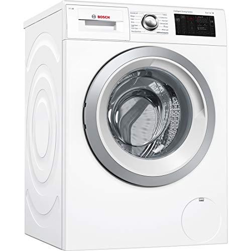 Bosch WAT286H0GB Series 6 Freestanding 9Kg 1400 RPM A+++ Rated Washing Machine White iDos