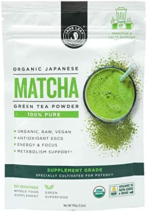 Jade Leaf Supplement Certified Antioxidants