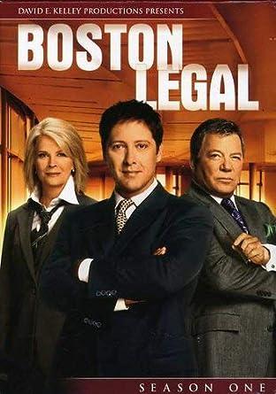Amazoncom Boston Legal Season One William Shatner