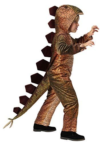 Stegosaurus Costume - Child Spiny Stegosaurus Dinosaur Costume