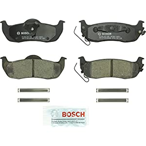 Bosch BC1041 QuietCast Premium Disc Brake Pad Set