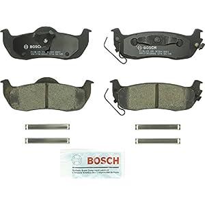 Bosch BC1041 QuietCast Premium Ceramic Rear Disc Brake Pad Set