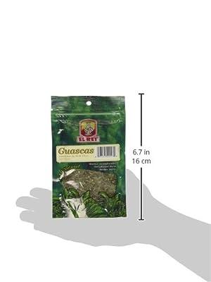 Guascas El Rey - Dehydrated Herbs - Hierbas Deshidratadas - Ajiaco