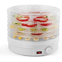 Westinghouse Food Dehydrator, Beef Jerky Maker, Food Preservation Device, Food Dehydration Machine, Dried Fruits and Vegetables Maker, Countertop Small Kitchen Appliance, WFD101W