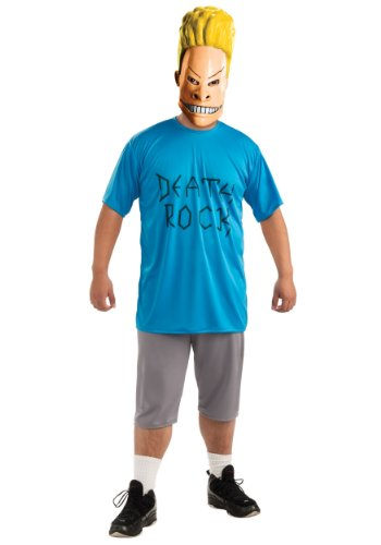 Beavis and Butt-Head: Beavis Adult Costume - Standard