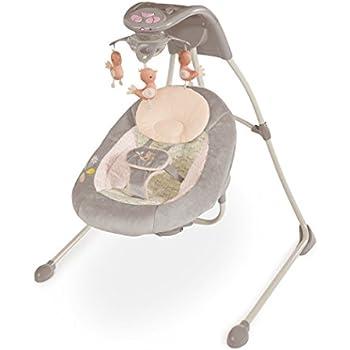 Ingenuity Inlighten Cradling Swing, Piper