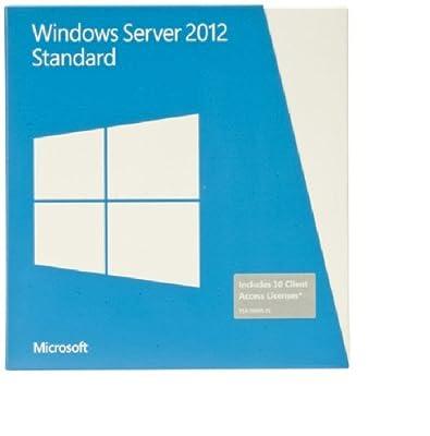 Windows Server CAL 2012 MLP 5 Users