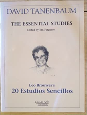 Leo Brouwer Estudios Sencillos Download