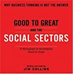img - for Good to Great and the Social Sectors Good to Great and the Social Sectors book / textbook / text book