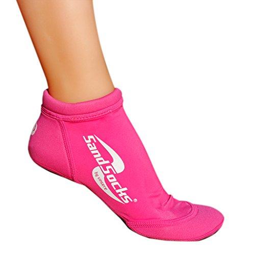 Sand Socks Sprites (Pink, Large) -
