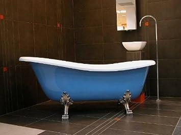 Casa-Padrino Lusso Staccata bagno in stile Liberty Roma Azzurro ...
