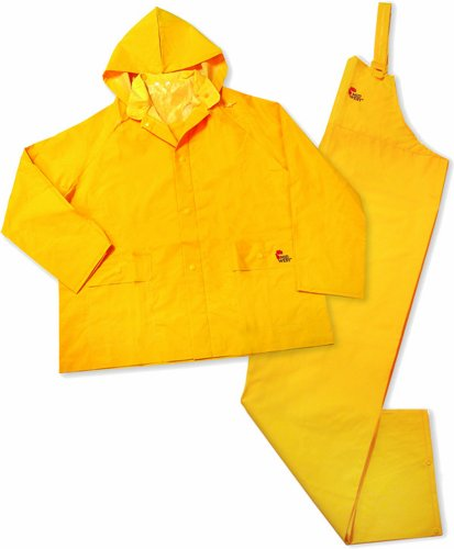 0.35 Mm Pvc Rainsuit - 8