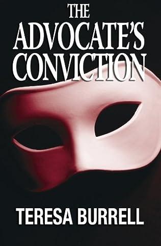 book cover of The Advocate\'s Conviction