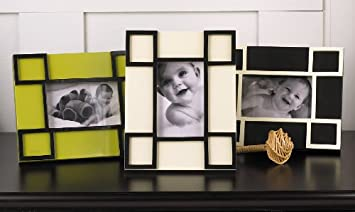Amazoncom Cocalo Harlow 3 Piece Picture Frame Set Discontinued