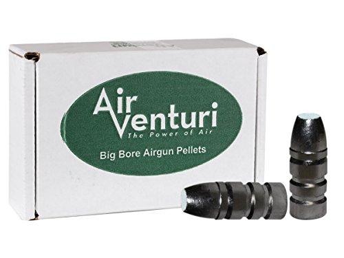 Air Venturi .257 Caliber 87 gr. Flat Point, 100 ct by Air Venturi