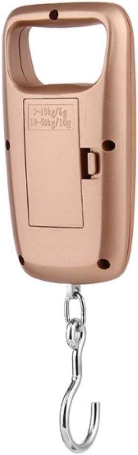 OZ JIN KG Umrechnung von Vier Einheiten TXYFYP Pr/äzisions-Digitalwaage H/ängende Anglerwaage mit beleuchtetem LCD-Display,Gep/äckwaage Digitale Handwaage mit Ma/ßband und Tragetasche LB