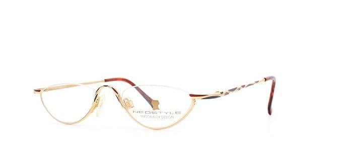 f5372aeb425 Neostyle Liseur 775 95 Gold Authentic Women Vintage Eyeglasses Frame