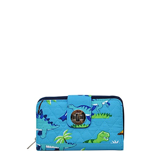 Wallet Friendly Twist NGIL Quilted Dinosaur Lock q1wBx0FR