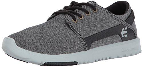 Etnies Scout Sneaker Grau schwarz