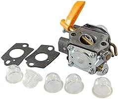 Huri pera de junta para carburador para RYOBI HOMELITE 25 cc 26 cc ...