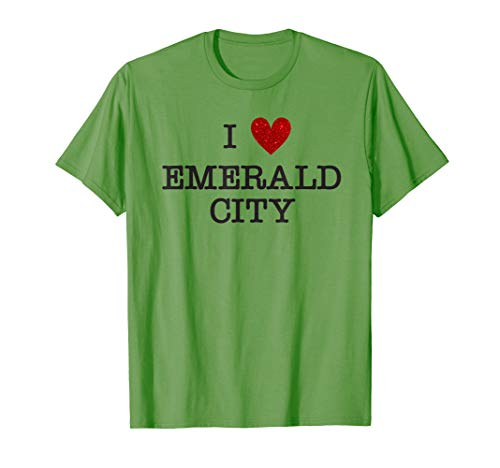 Wizard of Oz, I love Emerald City. Classic tourist ()