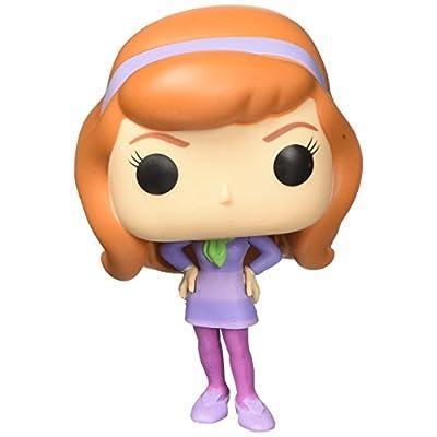 Funko Scooby Doo Daphne Pop Animation Figure: Funko Pop! Animation:: Toys & Games