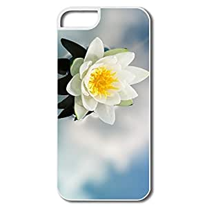 Geek Water Lily IPhone 5/5s Case For Her