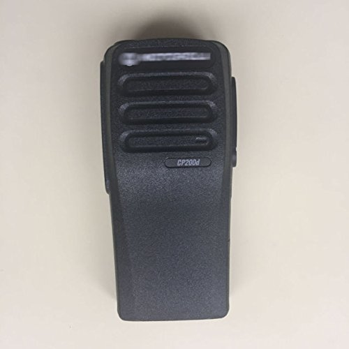 Black Front Housing Case Replacement For Motorola CP200D DEP