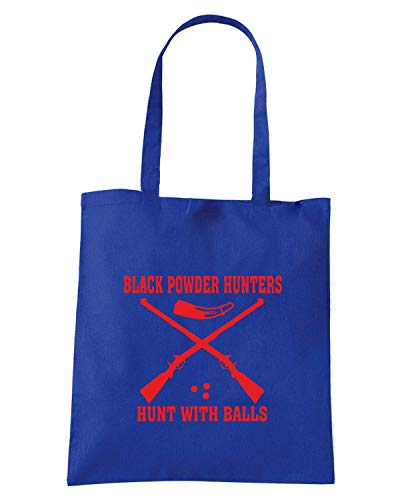MENS Borsa FUN0809 Royal BLACK OPS Blu BLK Shopper xq0Pp8xa