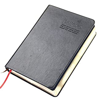 Vintage Thick Notebook Bible Diary Book Leather Agenda Zakka ...