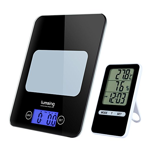 Lumsing Scale Removable Temperature Batteries