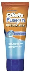 Gillette Fusion ProGlide Gel de afeitar transparente, 1er Paquete (1 x 175 ml)