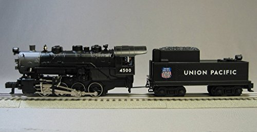 UNION PACIFIC OVERLAND FLYER STEAM ENGINE & TENDER