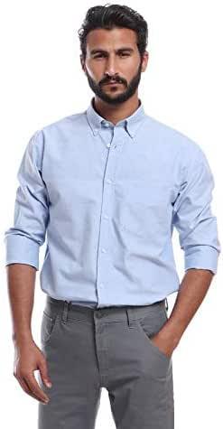 Long Sleeves Plain Shirt - Light