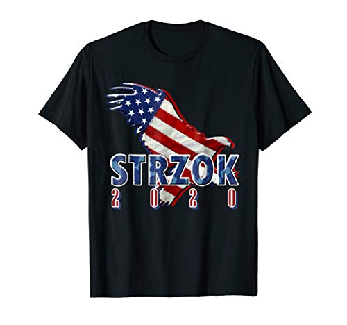 Peter Strzok for President 2020 Presidential Election tshirt
