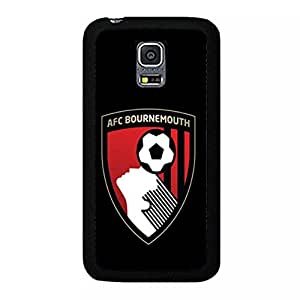 Bournemouth Football Club Phone Case for Samsung Galaxy S5 Mini Classical Design A.F.C. Bournemouth FC Logo Durable Phone Cover Case