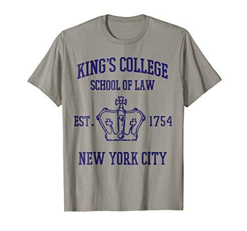 Alexander Hamilton Kings College Shirt