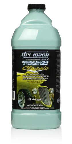64oz Dri Wash 'n Guard Classic Waterless Car Wash