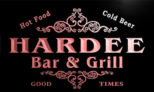 u18847-r-hardee-family-name-gift-bar-grill-home-beer-neon-light-sign