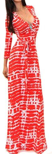 cheetah print long prom dresses - 9
