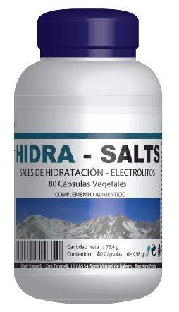 ELECTRÓLITOS para HIDRATACIÓN en cápsulas. Contiene Sodio, Potasio, Calcio, Magnesio, Vitamina D3, Vitamina B1: Amazon.es: Salud y cuidado personal
