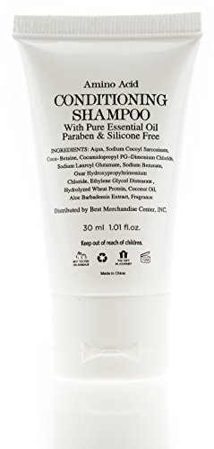 TRAVELWELL Landscape Series Hotel Toiletries Amenities Travel Size Massage Cleaning Soaps 1.0oz/28g,Shampoo & Conditioner 2 in 1,Body Lotion each 20 Individually Wrapped by Travelwell (Image #2)